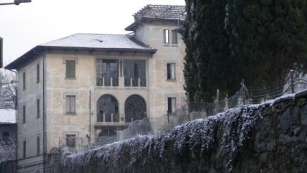 Comune di castronno for Villa puricelli
